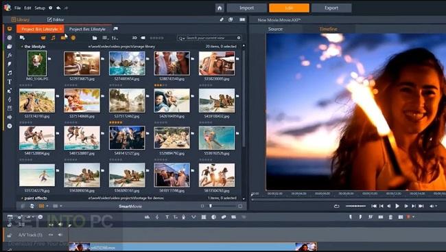 Pinnacle studio best video editing software