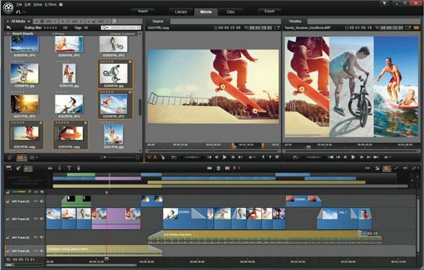 the best video editing software