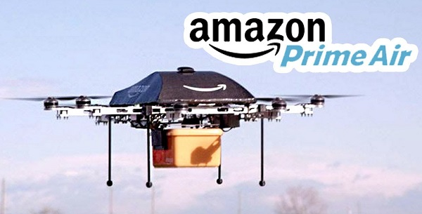 drone parcel delivery