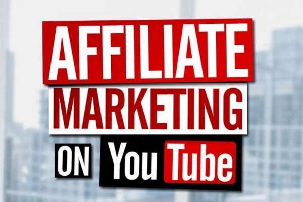 affiliate marketing on youtube
