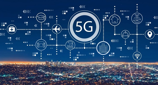 5G is one of several emerging technologies