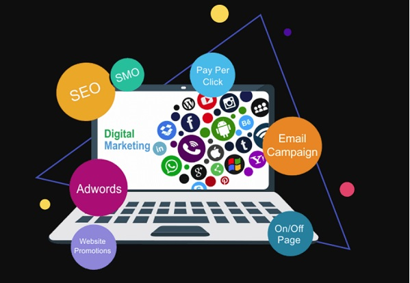 Digital marketing is among profitable niches for webmasters.