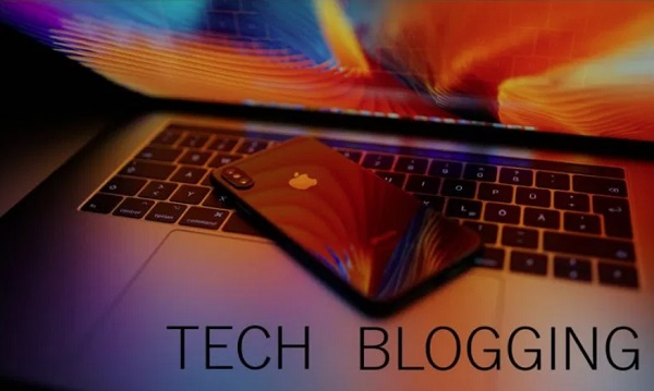 tech blogging is one of the most profitable niches