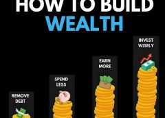 Wealth-building: 5 simple strategies you can implement immediately